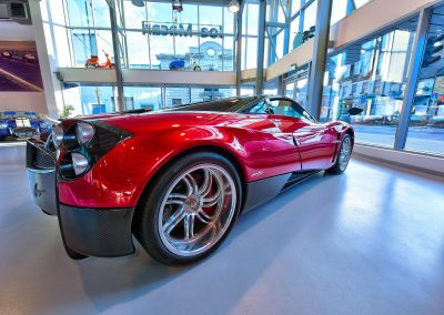 HDR Dealership Photography - Super Cars