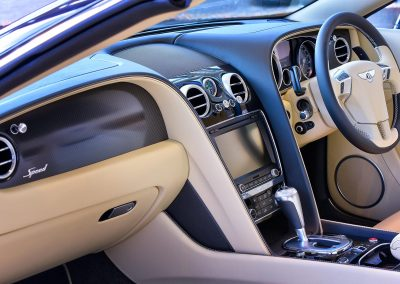 Automotive Photography - Bentley