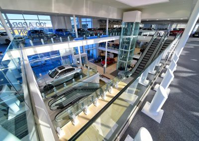 HDR Dealership Photography - BMW