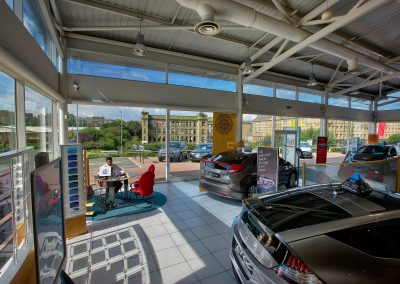 HDR Dealership Photography - Honda