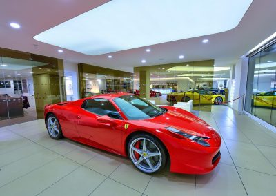 Automotive Photography - Ferrari