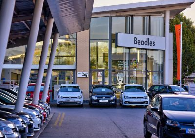 HDR Dealership Photography - Beadles
