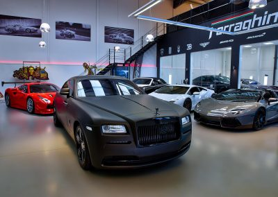 HDR Dealership Photography - Prestige Cars