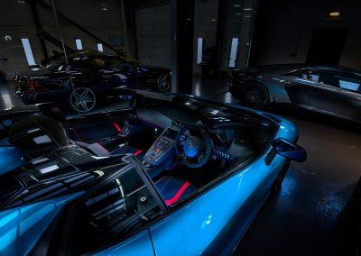 HDR Dealership Photography - Super Cars