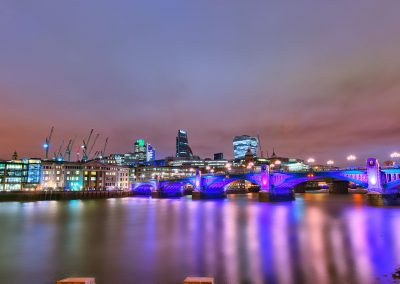 HDR Urban & City Life Photography