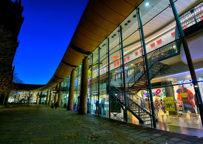 Shopping Centre Photography - Overgate Dundee