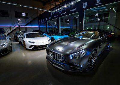 HDR Dealership Photography - Prestige Cars