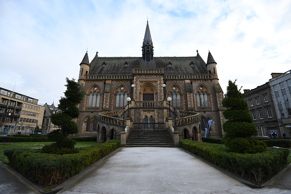 Traditional photographic image - Dundee 2