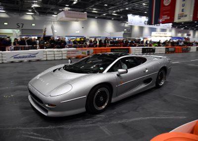 London Classic Car Show