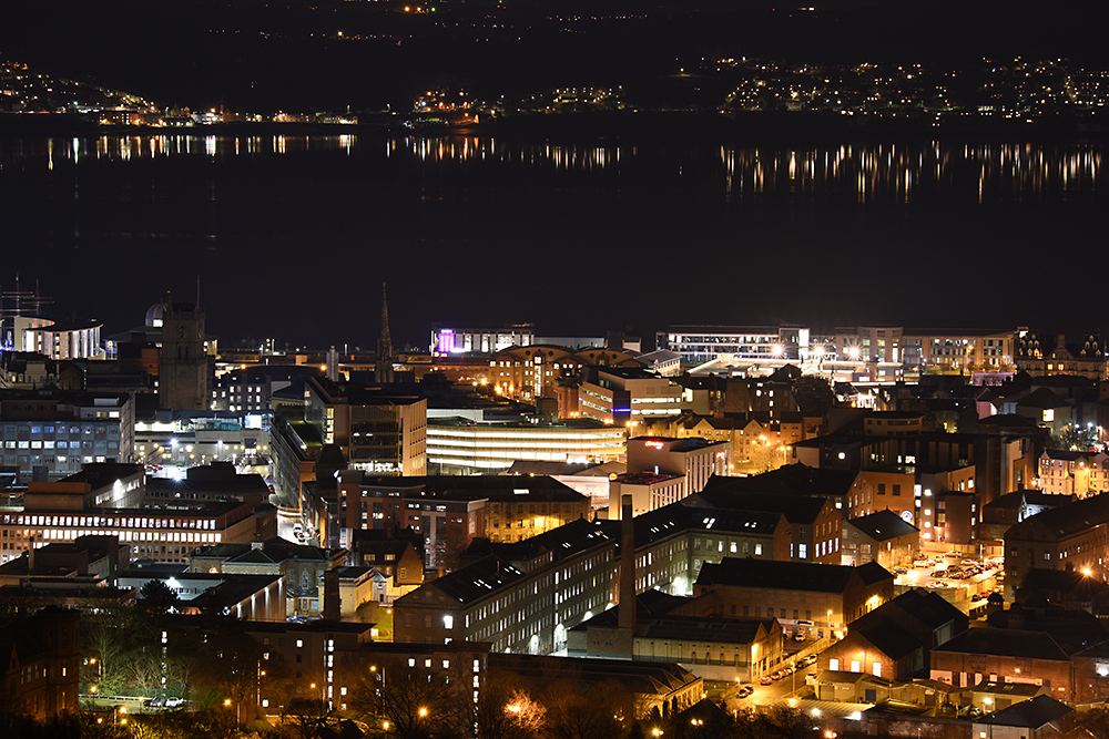 Traditional photographic image - Dundee