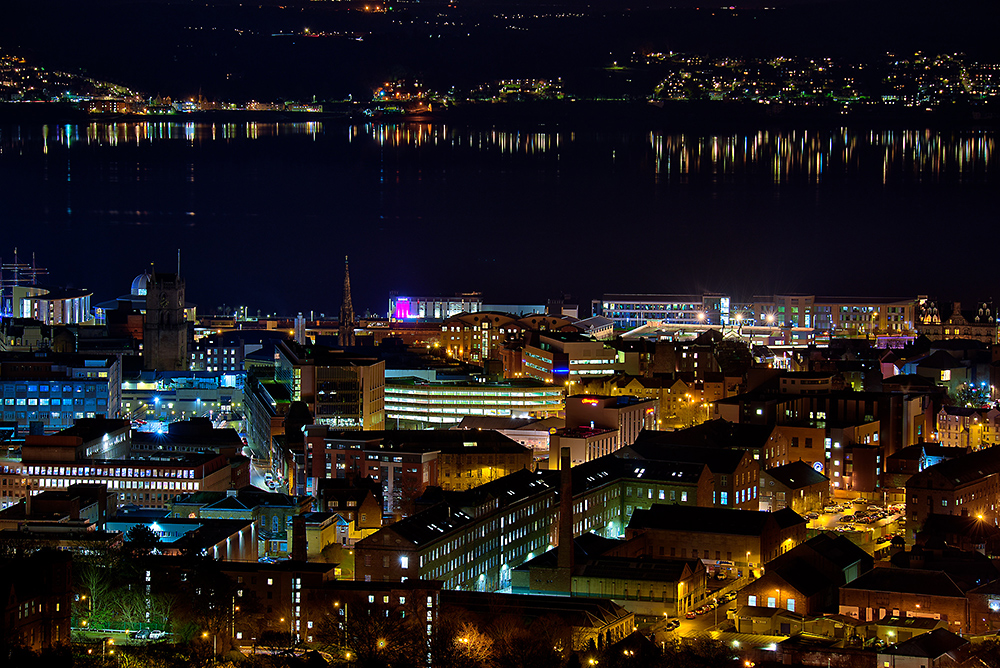 HDR photographic image - Dundee