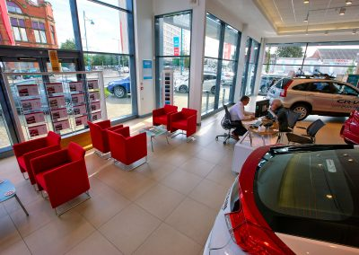 Honda UK | Automotive Photography | Dealership Photography | HDR | HDR Photography | Reference Photography