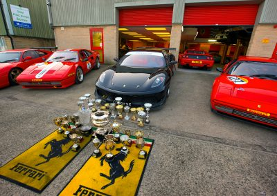 Nick Cartwright Ferrari | Supercar Services | Automotive Photography
