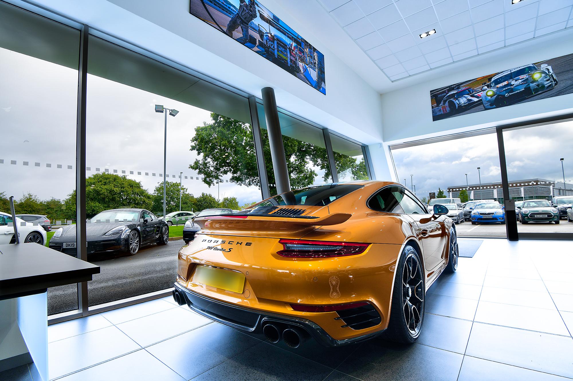 HDR photographic image - Porsche 5