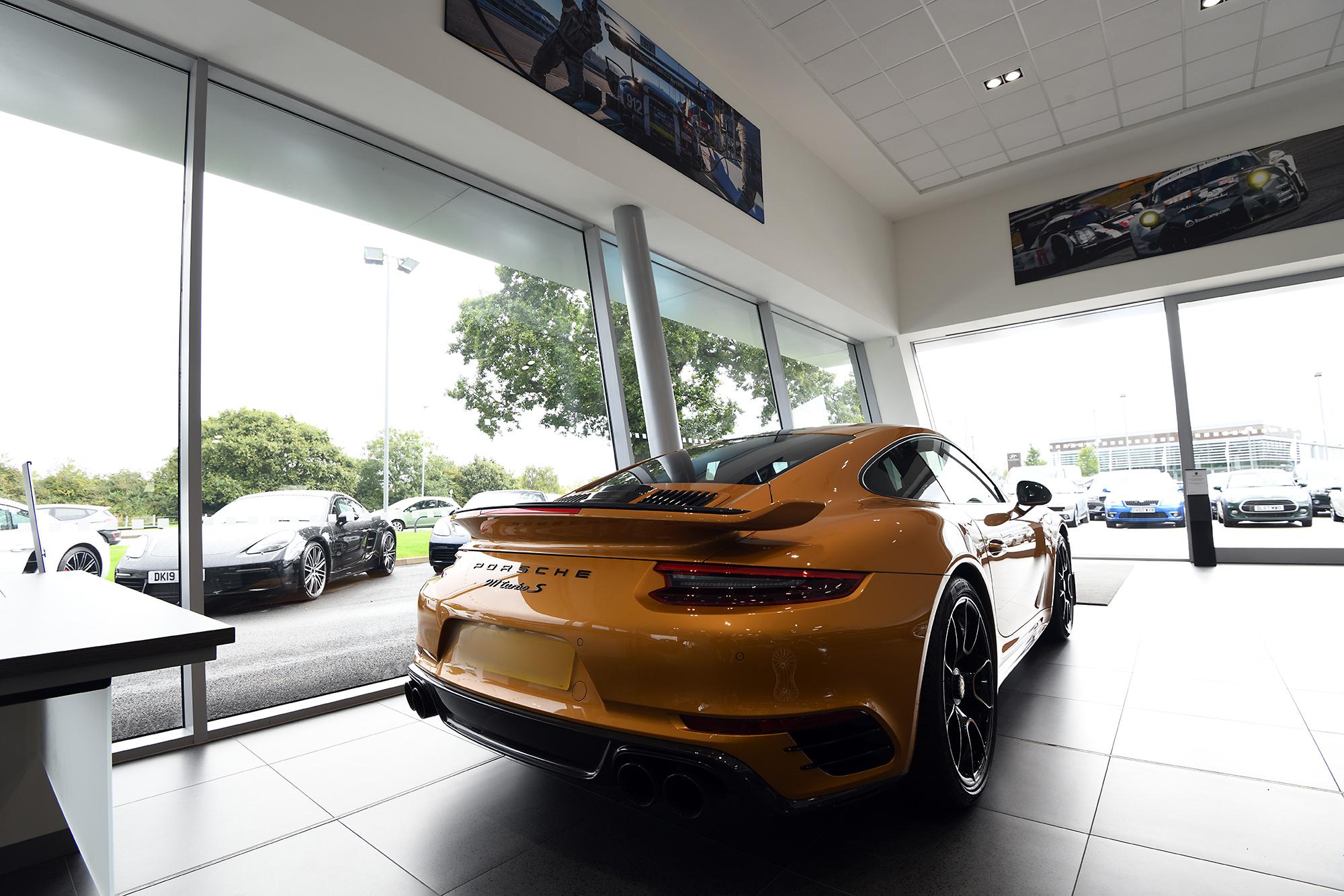 Traditional photographic image - Porsche 5