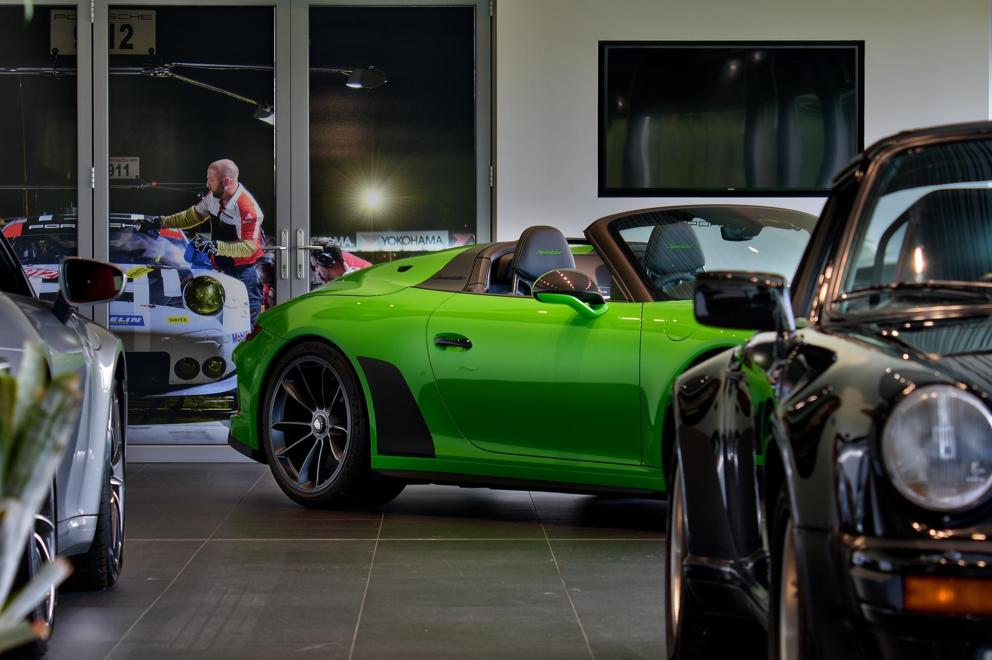 HDR photographic image - Porsche 8