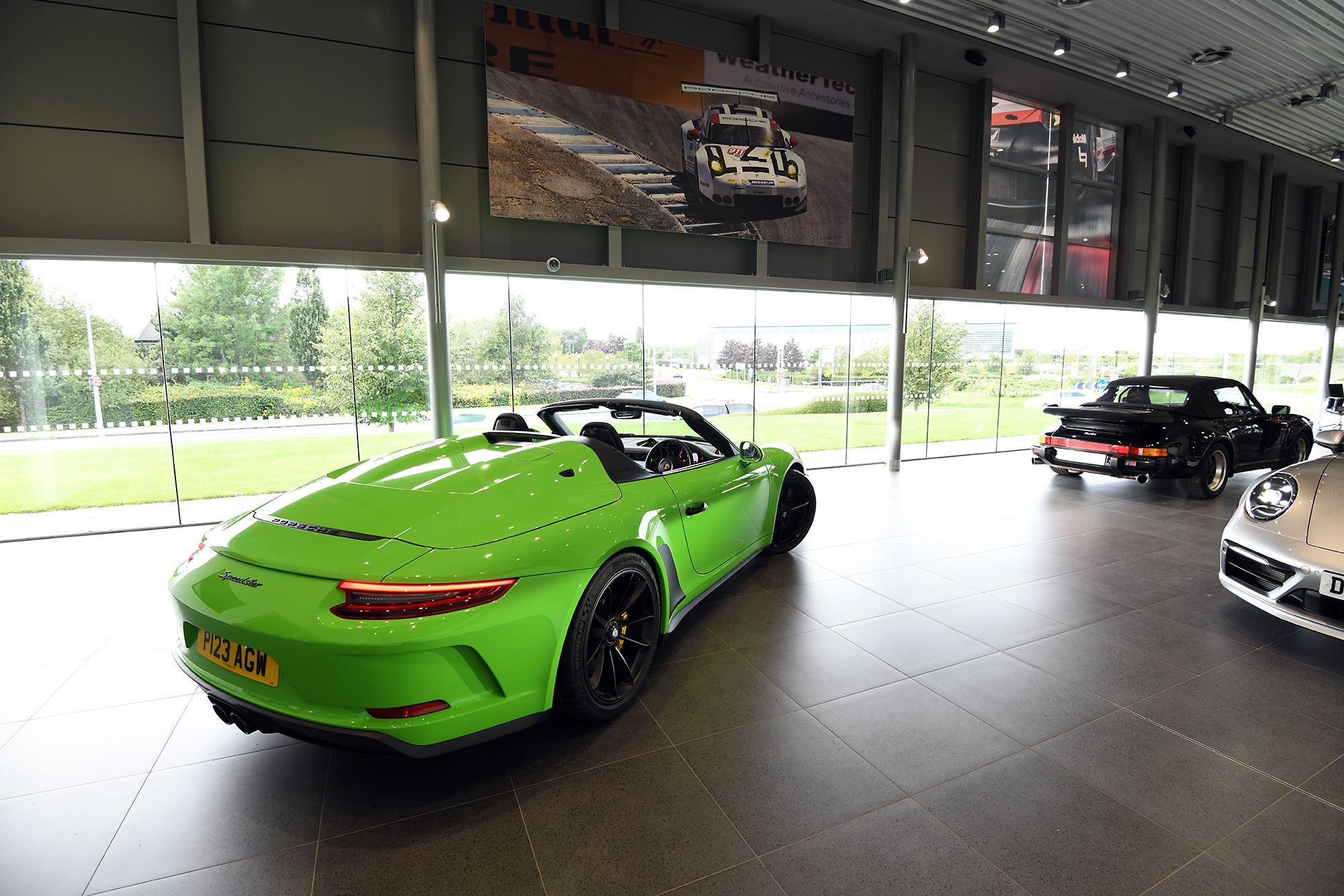 Traditional photographic image - Porsche 7