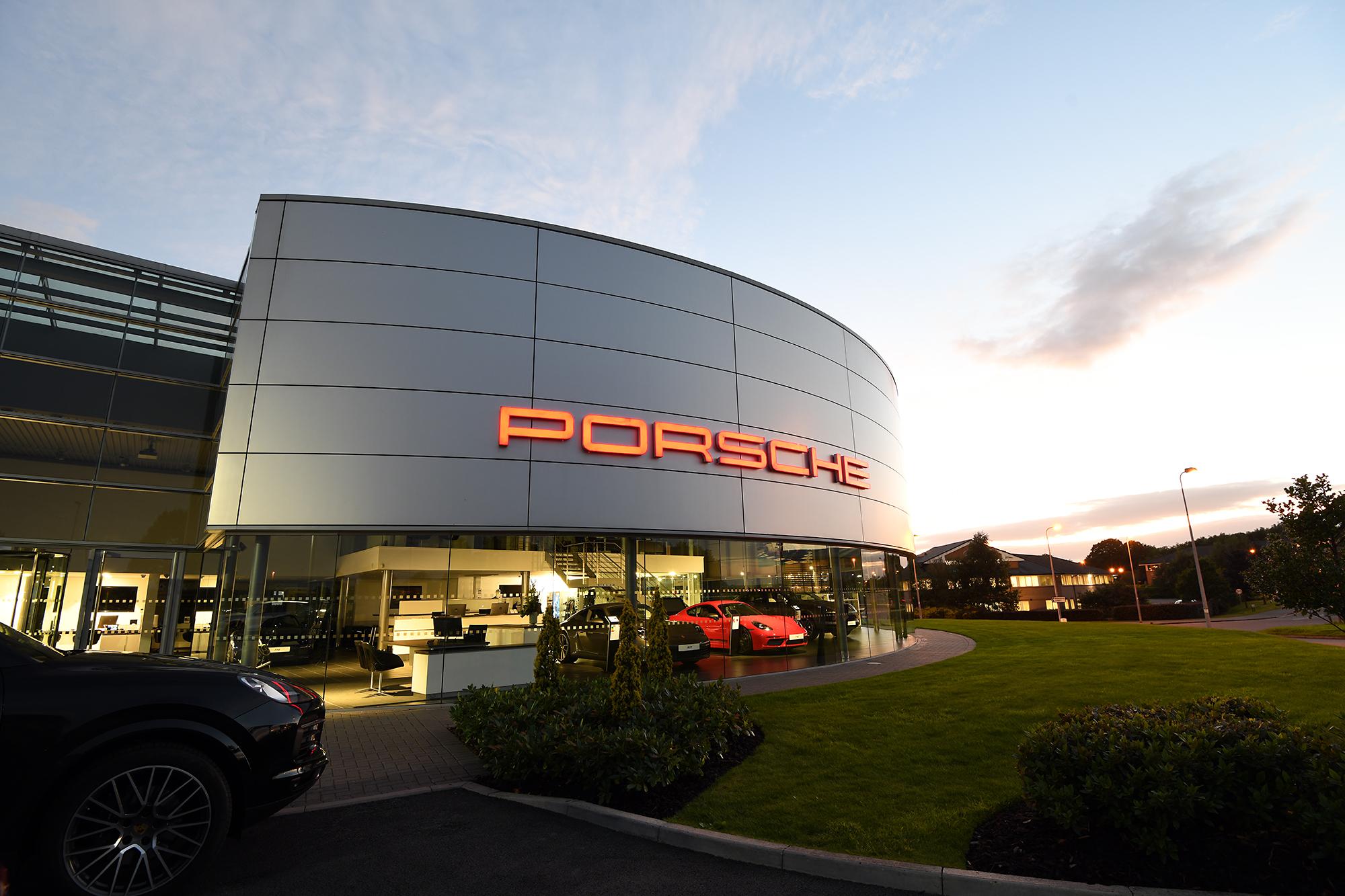 Traditional photographic image - Porsche 6