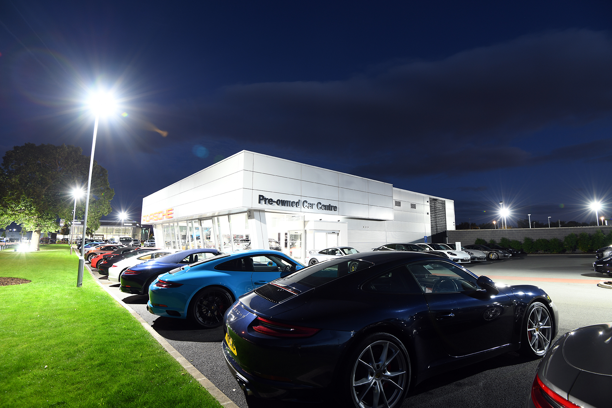 Traditional photographic image - Porsche 3