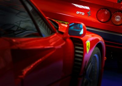 Foskers Ferrari | Ferrari Sales | Brands hatch | Dealer Photography