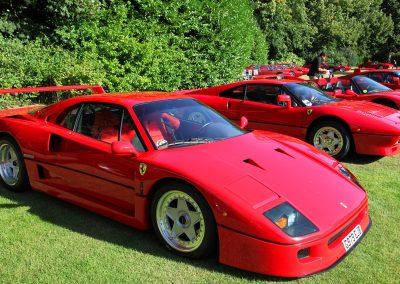 Foskers Ferrari | Ferrari Sales | Brands hatch | Dealer Photography