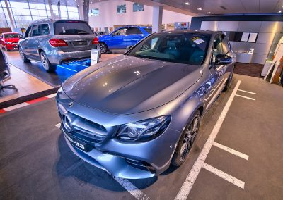 Lookers Mercedes | Dealership Photography | Automotive Photography | HDR