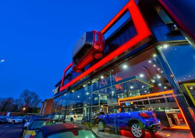 MINI Dealerships | Automotive Photography | Dealer Photography | HDR