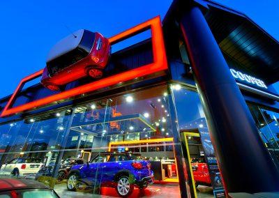 MINI Dealerships | Automotive Photography | Dealer Photography | HDR