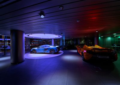 Jardine McLaren | HDR Photography | Automotive Photography | McLaren London | McLaren Ascot