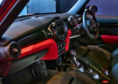 MINI Dealerships   Automotive Photography   Dealer Photography   HDR