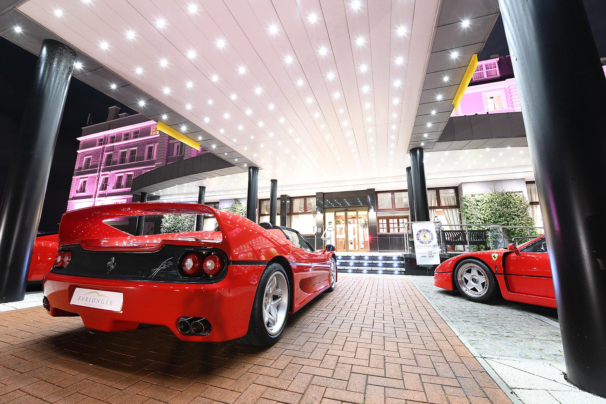 Traditional photographic image - Ferrari F50