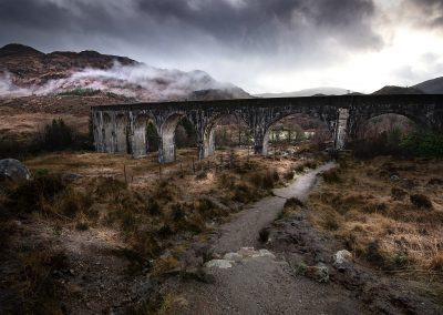 Landscape Photography | Urban Photography | Scotland | Commercial Photography | Fort William | Glencoe | Harry Potter Viaduct