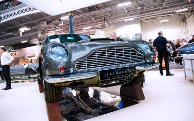 LONDON CLASSIC CAR SHOW 2020
