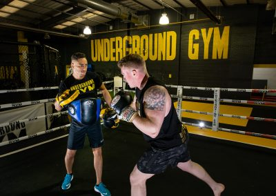 The Underground Gym Tunbridge Wells | Sports Photography