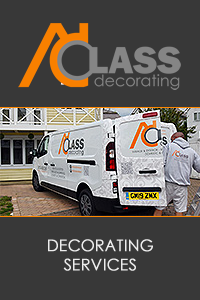 A Class Decorating Services