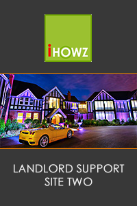 iHowz Landlord Support Website Two