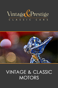 Vintage And Prestige Classic Cars