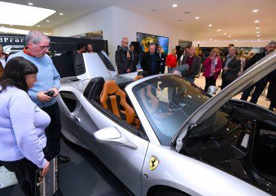 Colchester Ferrari | GrayPaul Ferrari | Ferrari Events | Event Photography