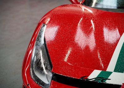 Ferrari 488 Pista Piloti   Automotive Photography   Dynamic Modifications   Vehicle PPF   Ceramic Coating