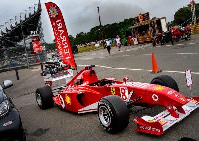 Festival Italia Brands Hatch | Event Photography | Motorsport | Cabung