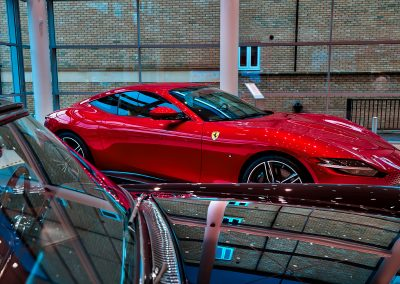 Sevenoaks Ferrari | Jardine Motors | HDR Photography | Ferrari Roma | Automotive Photography