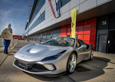 Ferrari Challenge | Silverstone | Ferrari | Event Photography | Automotive Photography