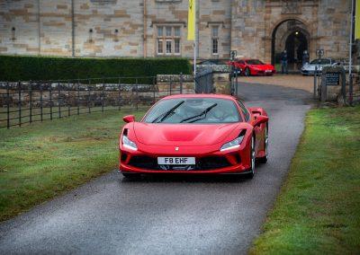Ferrari Noth Europe | Ferrari Tributo | Event Photography | Automotive Photography | Jardine Ferrari