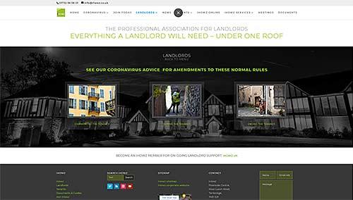 iHowz Landlord Association