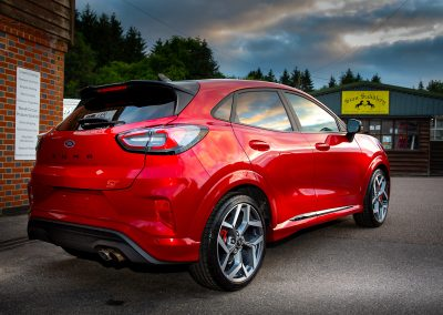 Ford Puma ST | Ford ST | Automotive Photography | Vehicle Detailing Services